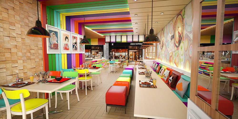 Vivame Design Itadaikimasu Cafe Lombok Lombok Dining Area   17752