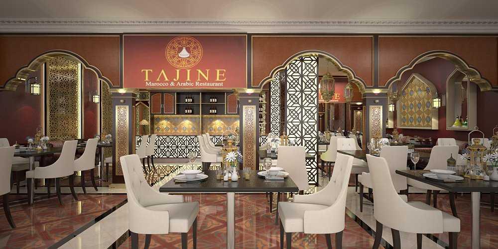Vivame Design Tajine Cafe Lombok Lombok Dining Area Klasik  17757