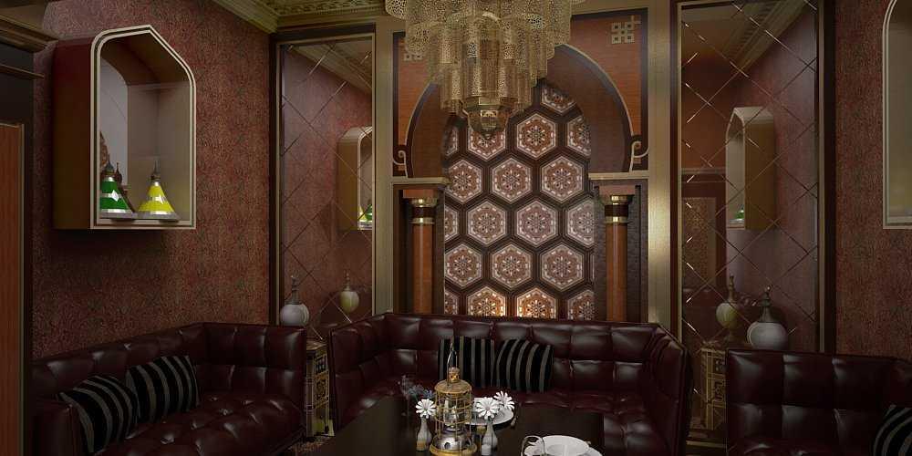 Vivame Design Tajine Cafe Lombok Lombok Seating Area Klasik  17761