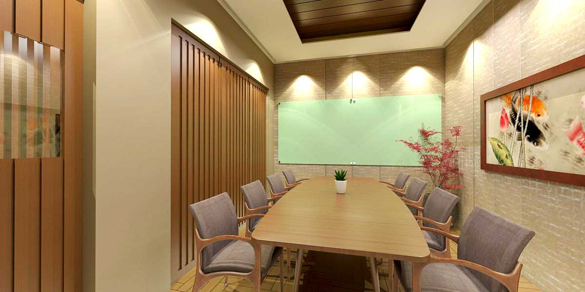 Vivame Design Yakiniku Japanese Food Lombok Lombok Meeting Room Minimalis  17766