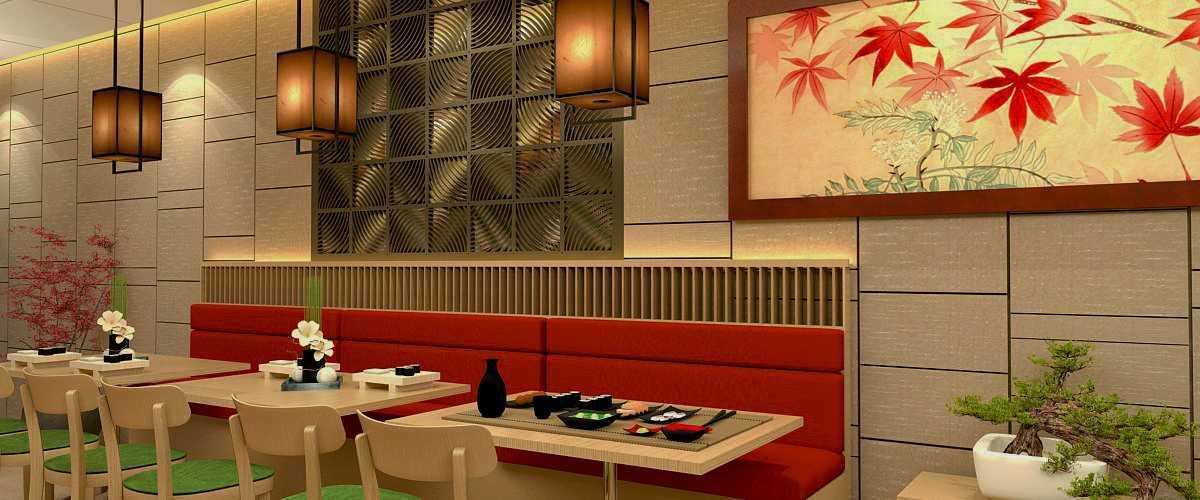 Vivame Design Yakiniku Japanese Food Lombok Lombok Dining Area Minimalis  17767