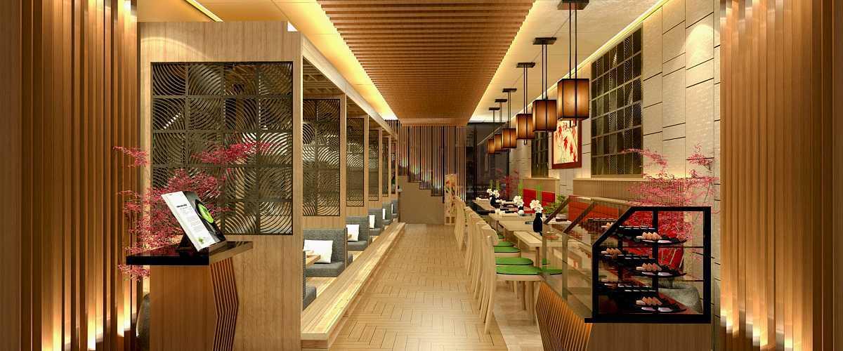 Vivame Design Yakiniku Japanese Food Lombok Lombok Dining Area Minimalis  17768