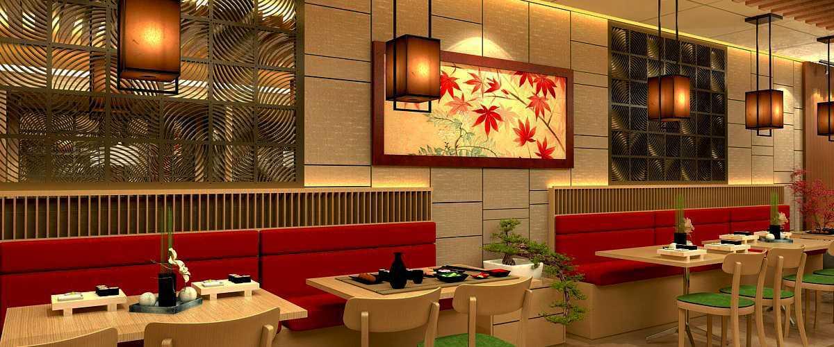 Vivame Design Yakiniku Japanese Food Lombok Lombok Dining Area Minimalis  17771