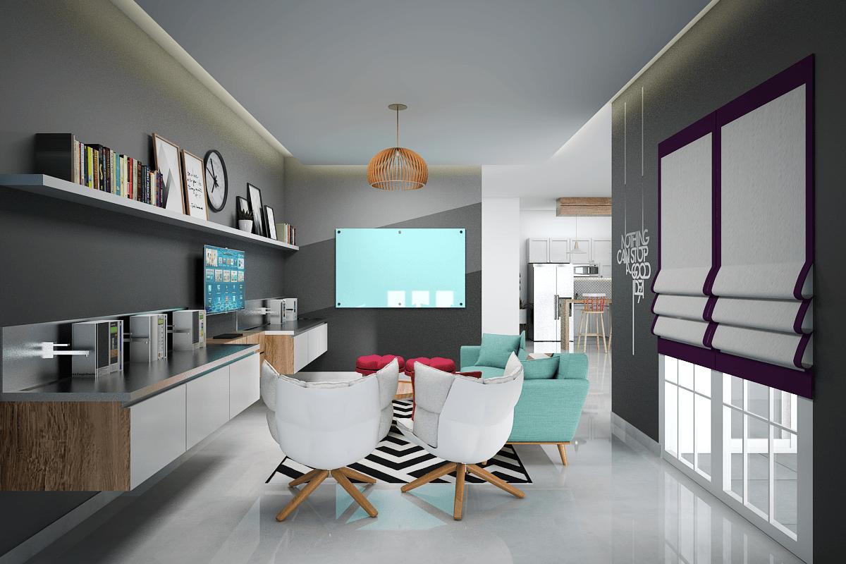 Vivame Design Griya Loka Jakarta, Indonesia  Ruang-Meeting-2   35715