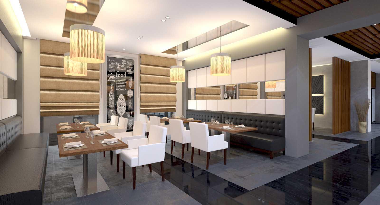 Jr Design Chef Langdon Kuningan, Jakarta Kuningan, Jakarta Tampak Dining Rom Contemporary,modern  17407