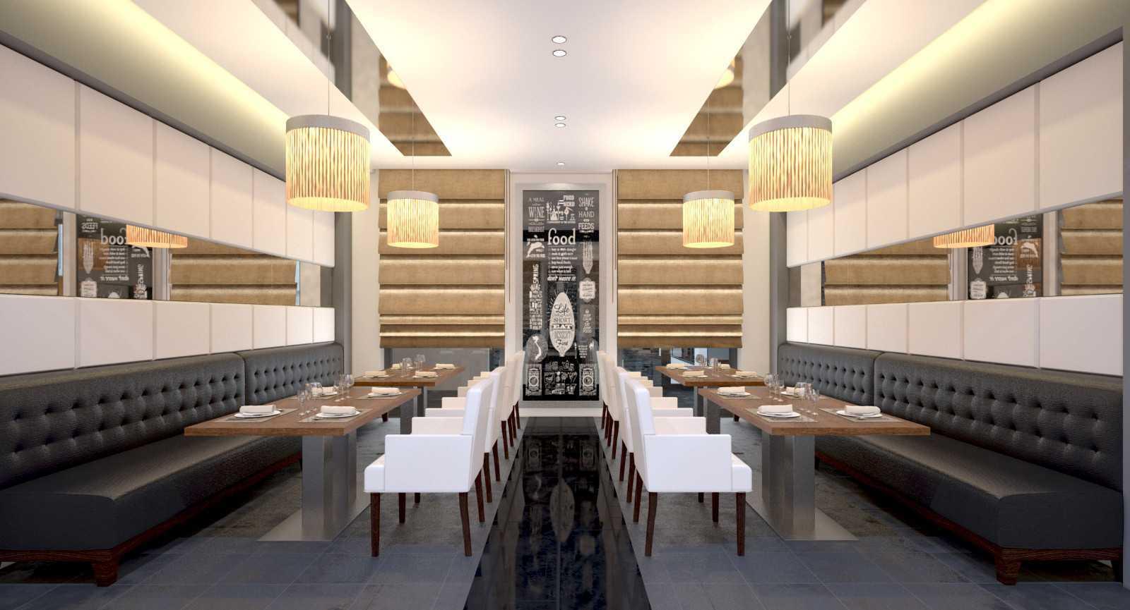 Jr Design Chef Langdon Kuningan, Jakarta Kuningan, Jakarta Tampak Dining Room Contemporary,modern  17408