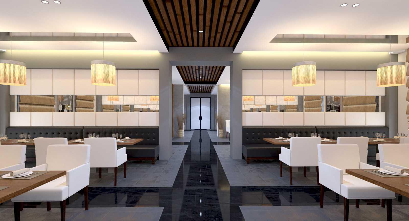 Jr Design Chef Langdon Kuningan, Jakarta Kuningan, Jakarta Tampak Dining Room Contemporary,modern  17409