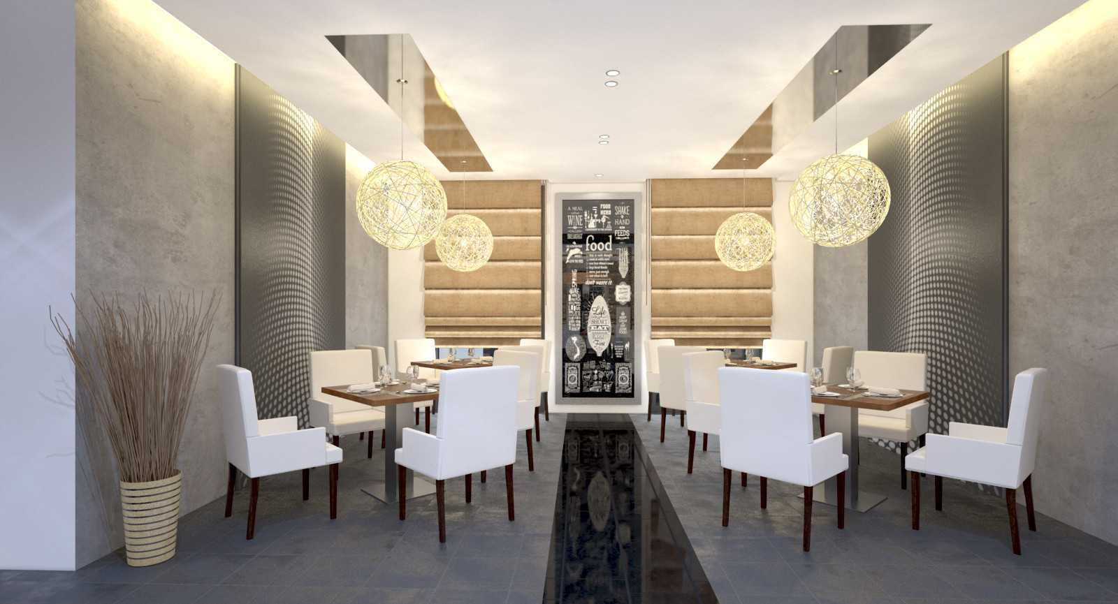 Jr Design Chef Langdon Kuningan, Jakarta Kuningan, Jakarta Tampak Dining Room Contemporary,modern  17410