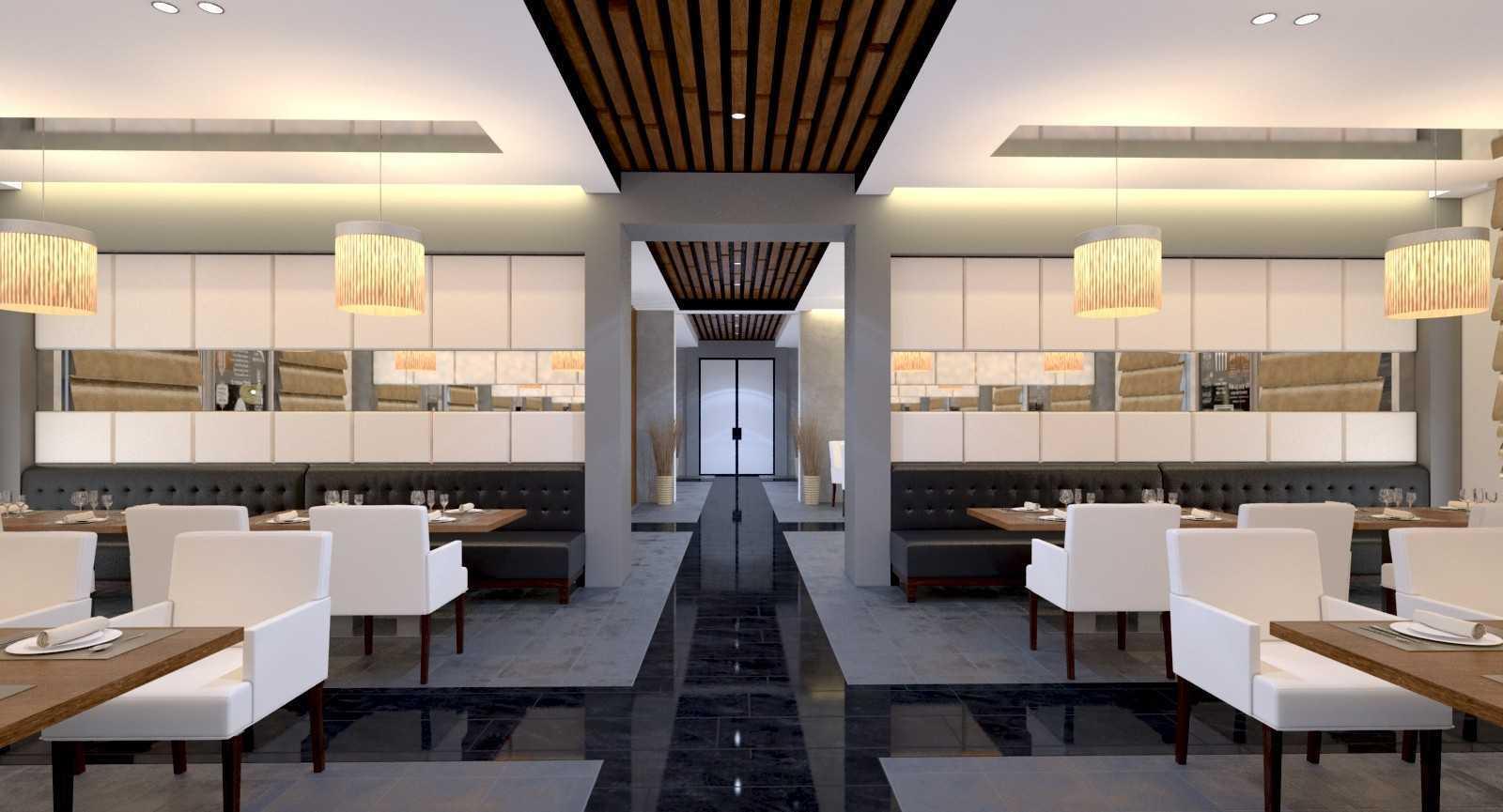 Jr Design Chef Langdon Kuningan, Jakarta Kuningan, Jakarta Tampak Dining Room Contemporary,modern  17411