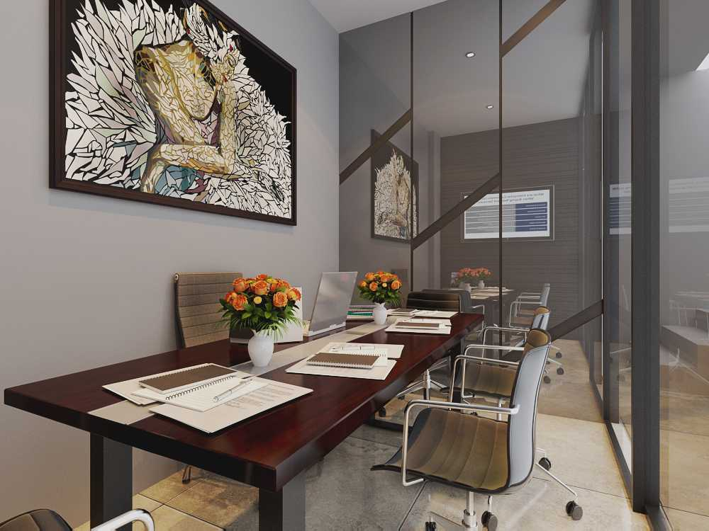Jr Design Kantor Notaris Bekasi Bekasi Bekasi Meeting Room Modern  17421