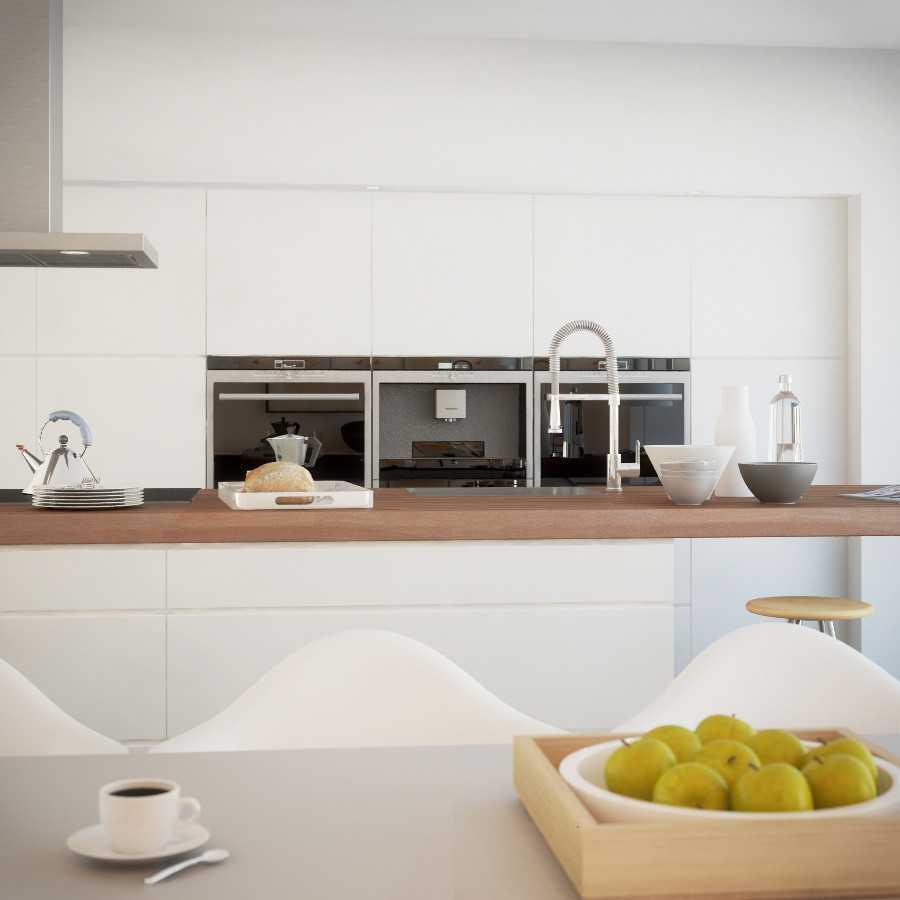 Jr Design Minimal Kitchen Bsd Serpong Bsd Serpong Kitchen Set Modern  30029