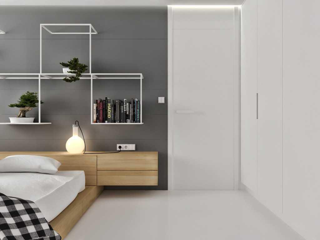 Jr Design Studio Apartment Jakarta, Indonesia Westmark Apartment Studio Apartment - Bedroom Minimalis  30036