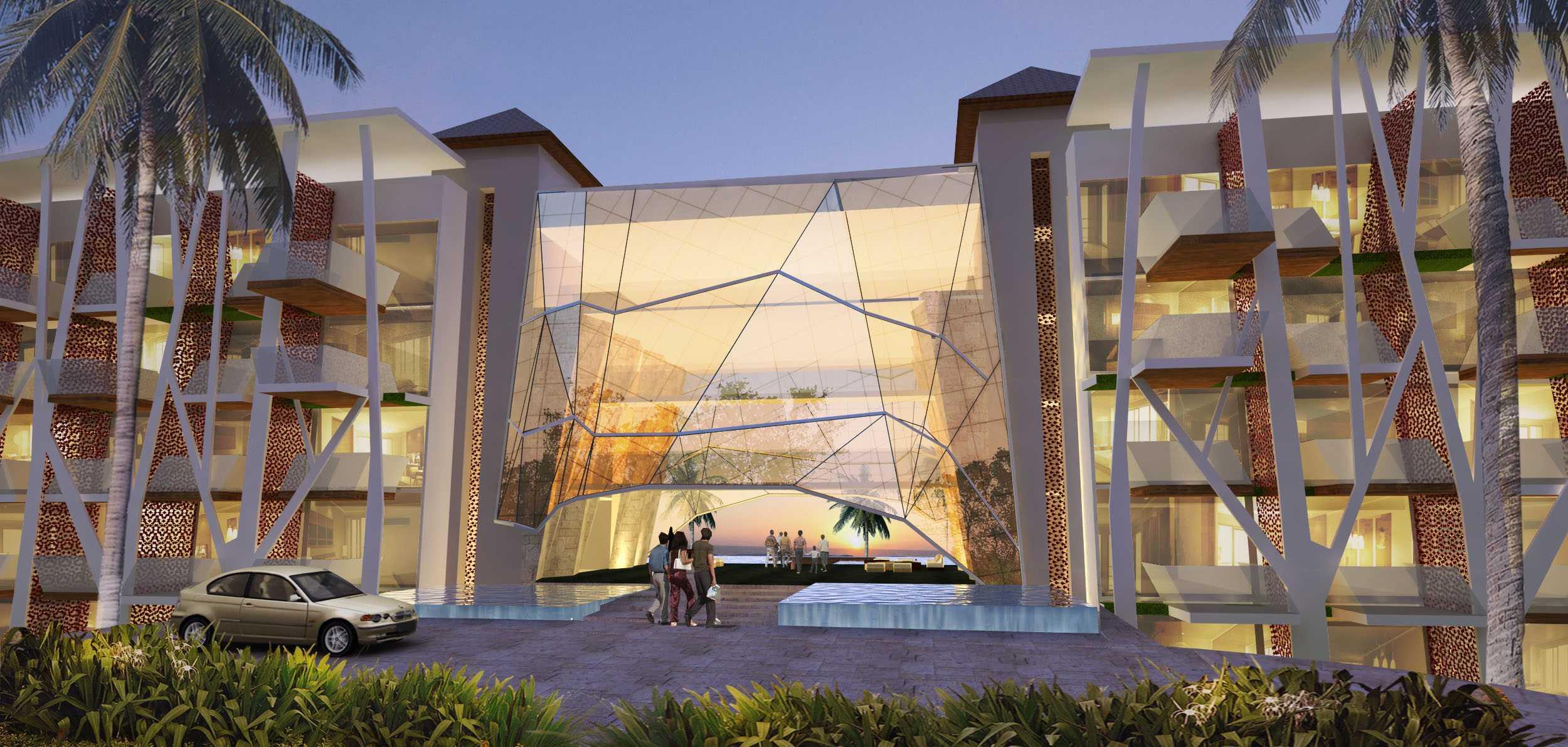 Mikael Wahyu Hotel Pecatu Bali Bali Lobby-Drop-Off   26054