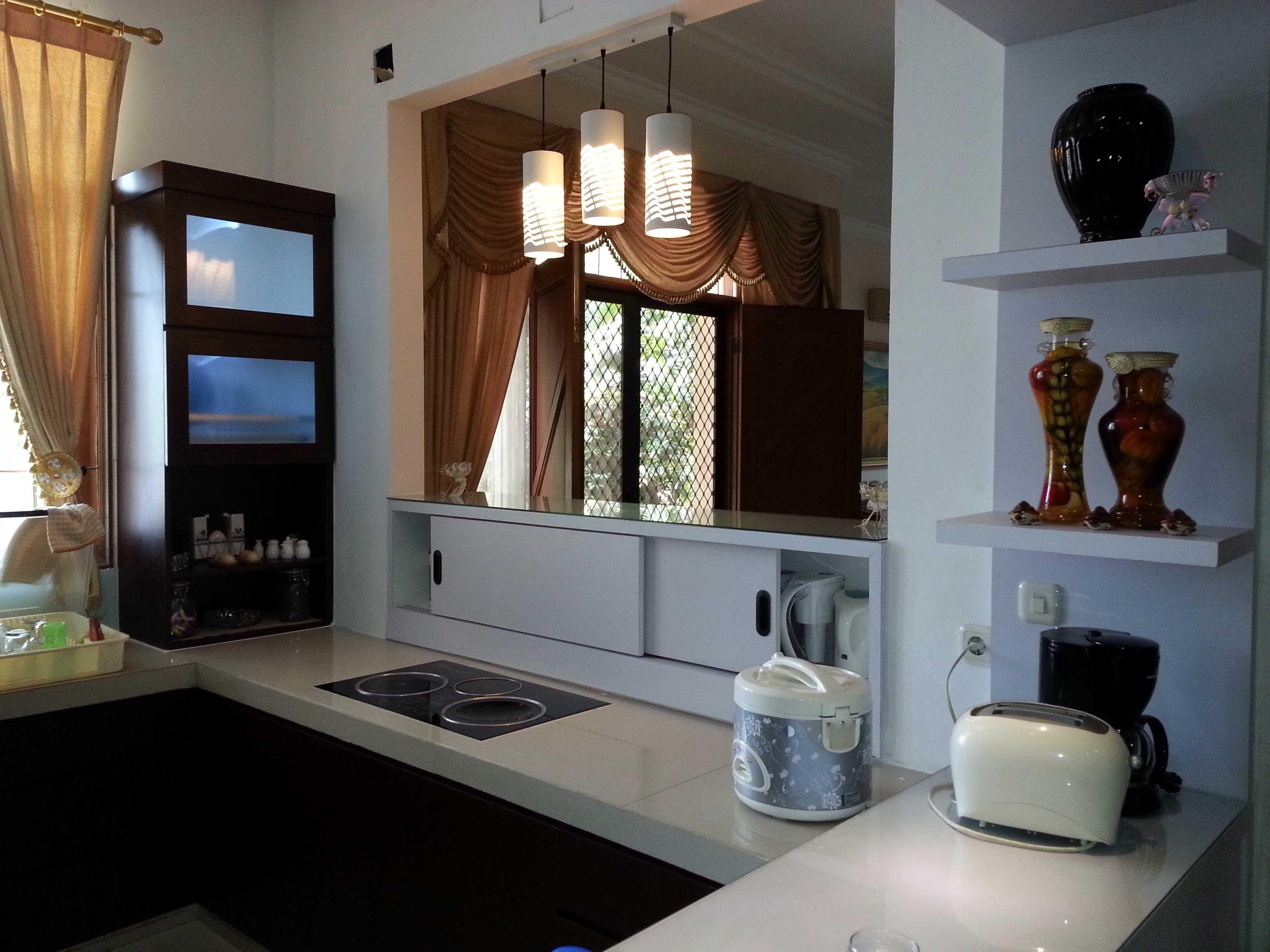 R-E Design Rumah Tinggal Depok Depok Kitchen Area   25154