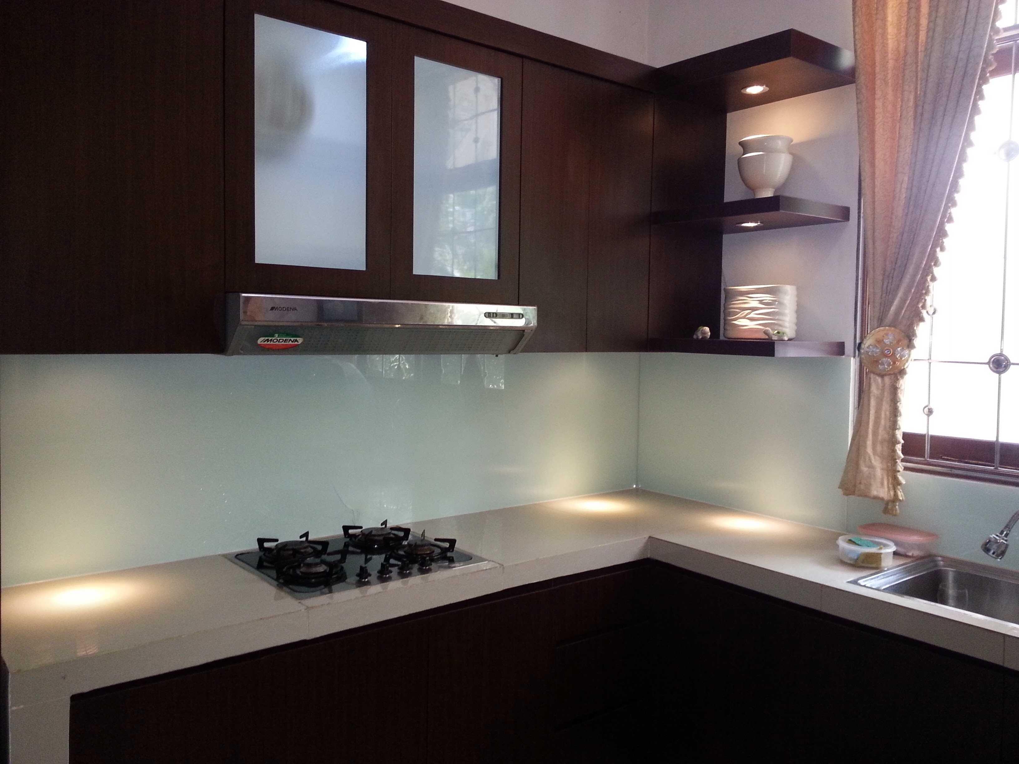 R-E Design Rumah Tinggal Depok Depok Kitchen   25156