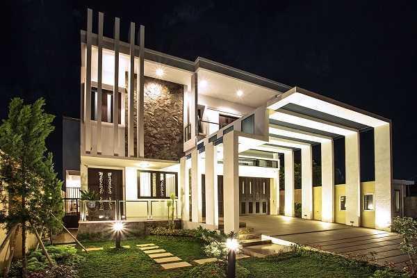 Dx Interior & Architecture Modern Luxury House Pontianak Kota, Pontianak, West Kalimantan, Indonesia Pontianak Kota, Pontianak, West Kalimantan, Indonesia 1 Modern  30787