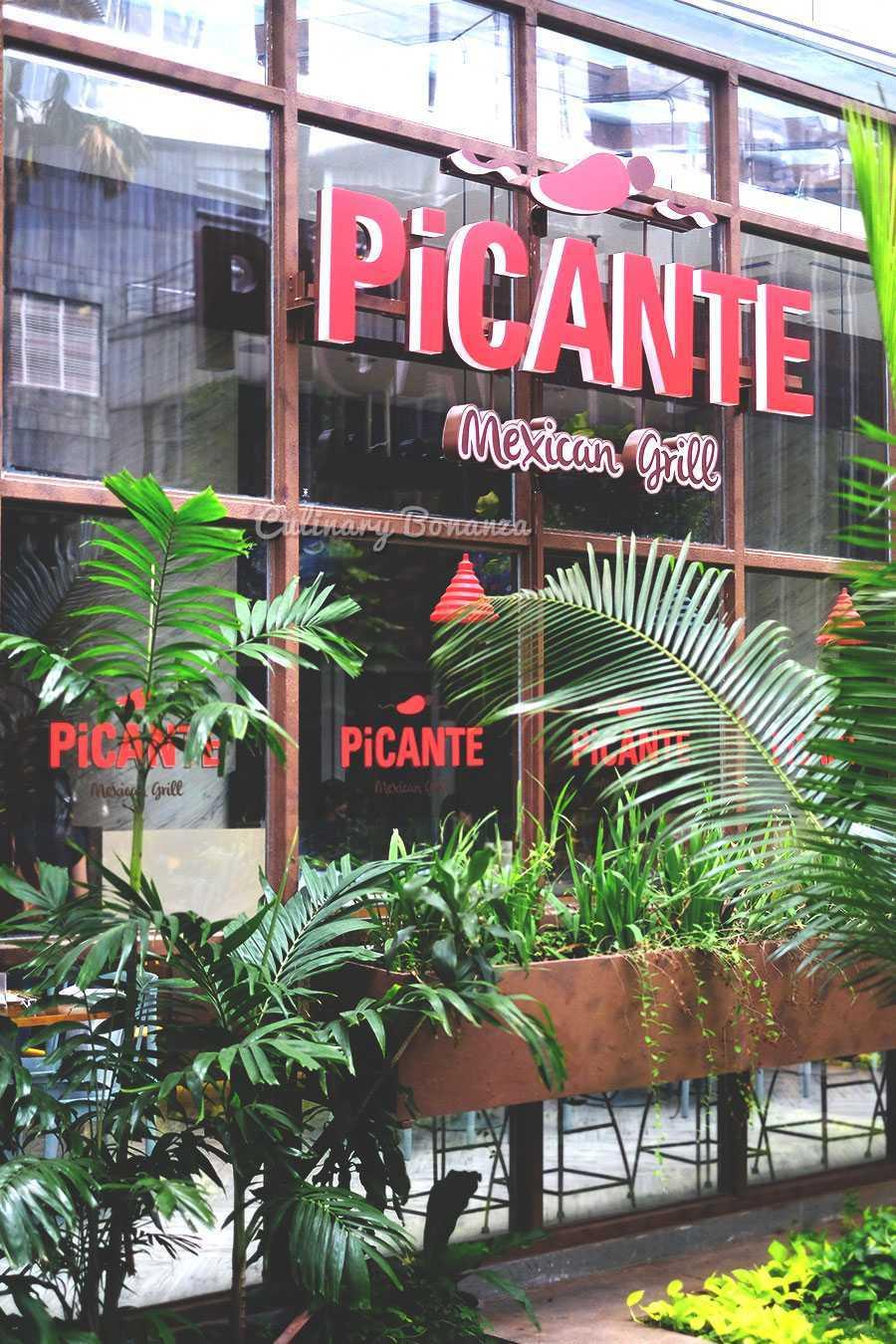 Pt. Labblu Creatif Ide Picante Resto Jakarta, Indonesia Jakarta, Indonesia Front-View   17459