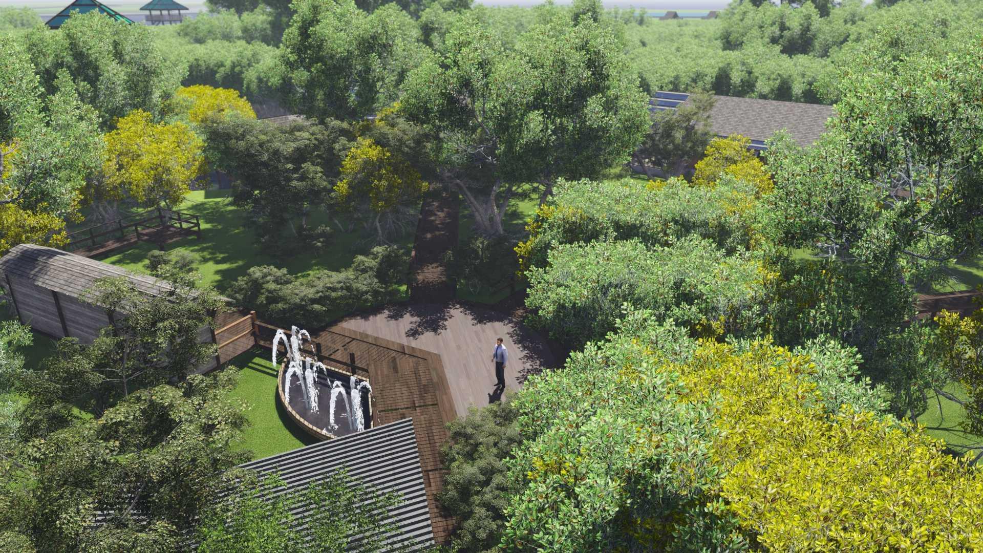 Ayu Fatmawati Mangrove Resort Kebumen Kabupaten Kebumen, Jawa Tengah, Indonesia Kebumen Park Tropis  17902