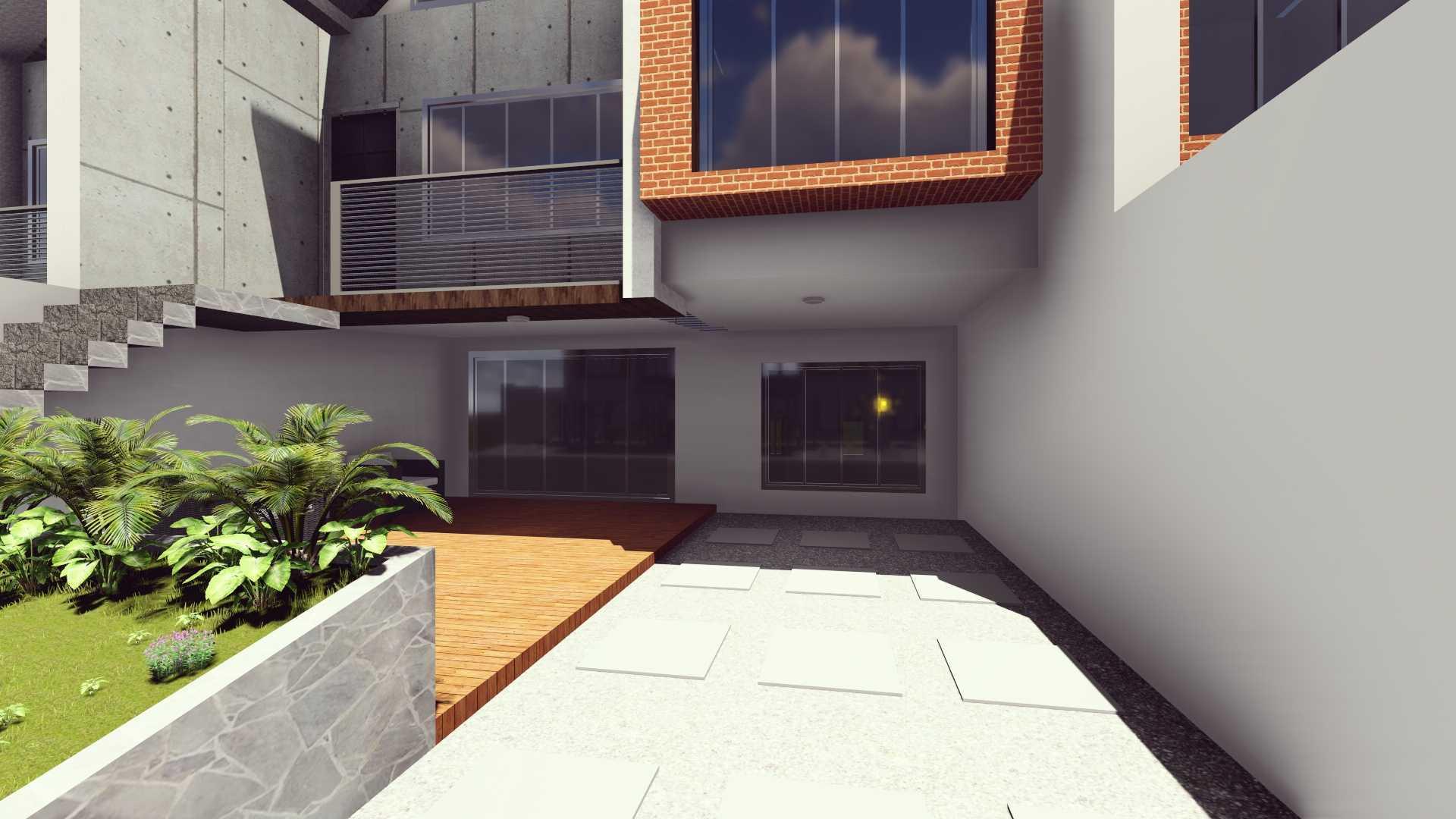 Ayu Fatmawati Cinde Town House Kota Semarang, Jawa Tengah, Indonesia Kota Semarang, Jawa Tengah, Indonesia Ayu-Fatmawati-Cinde-Town-House Kontemporer  53658
