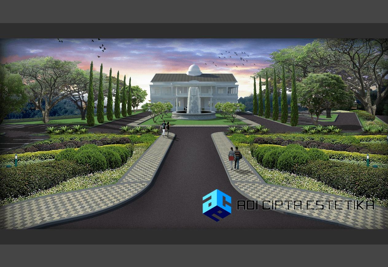 Adi Cipta Estetika The Nirwana Villas Medan Medan Lansekap-View-1   20315