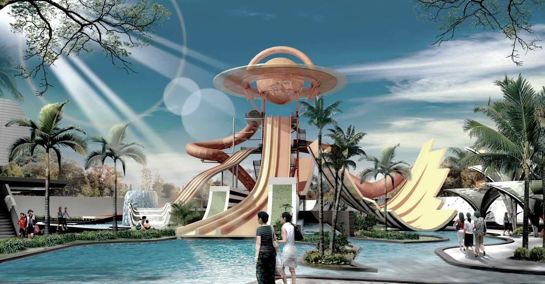 Adi Cipta Estetika Metro Deli Waterpark Medan Medan Waterpark Area   19056