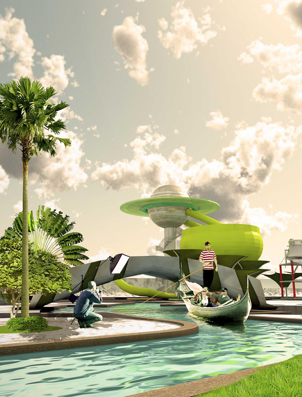 Adi Cipta Estetika Metro Deli Waterpark Medan Medan Waterpark-2   20319