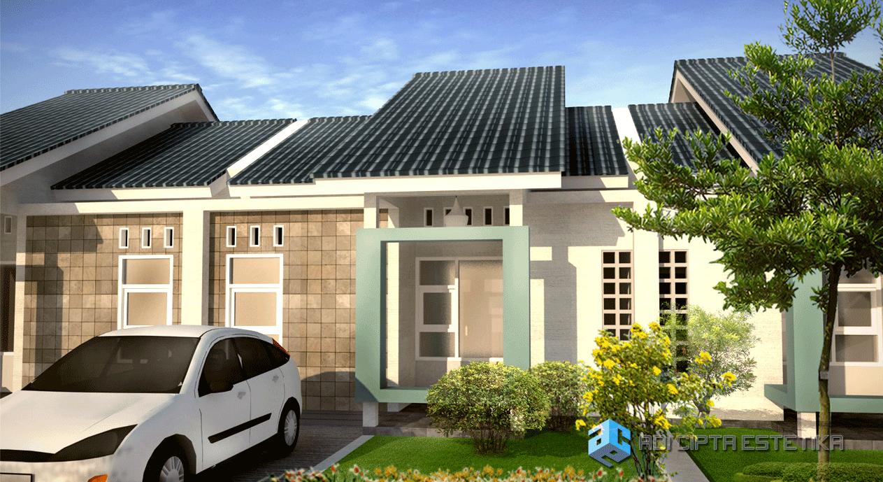 Adi Cipta Estetika Residential Cluster Development Medan Medan Type 45/90 Minimalis  20023
