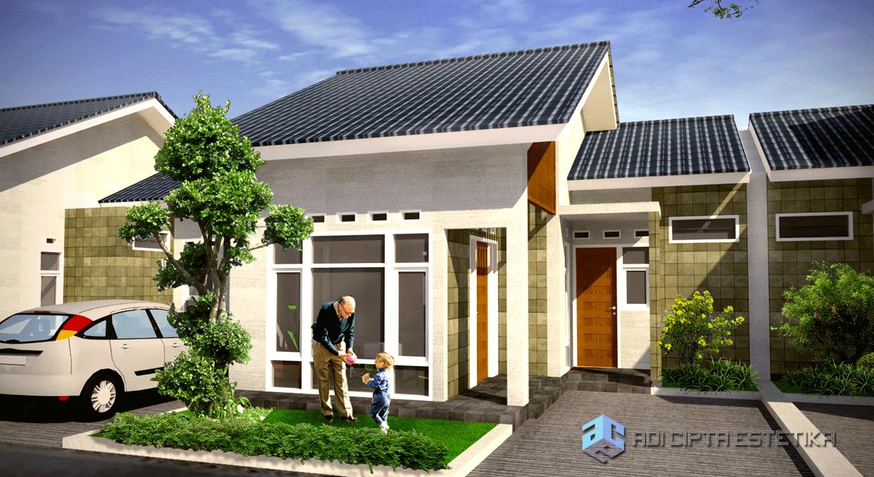 Adi Cipta Estetika Residential Cluster Development Medan Medan Type 70/150 Minimalis  20025