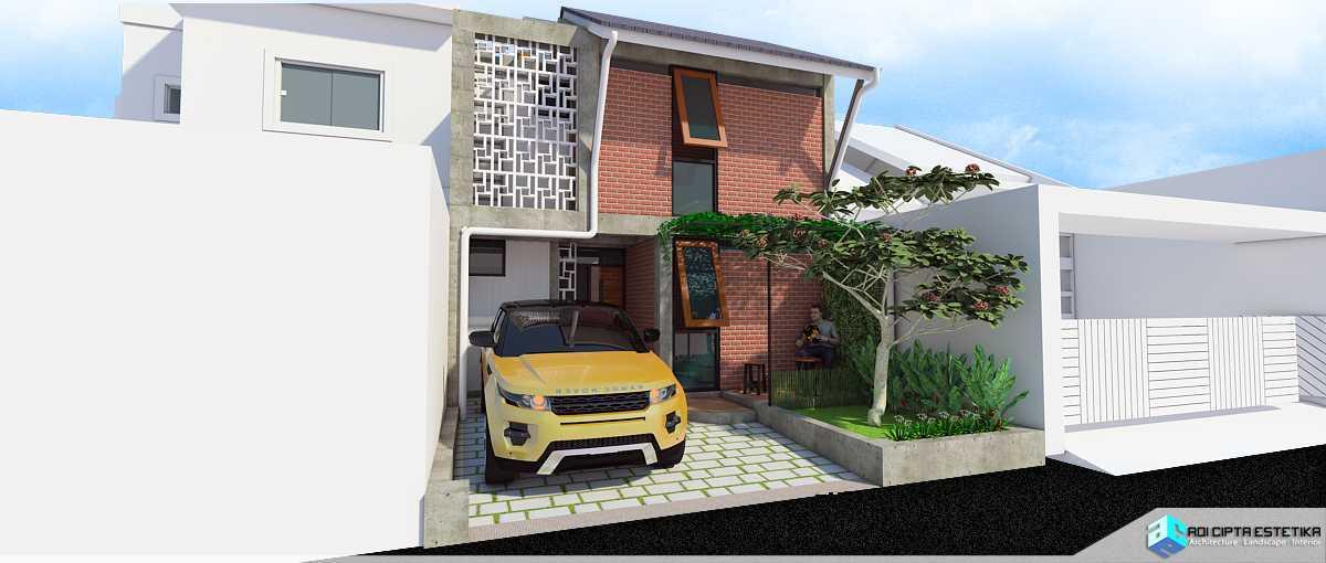 Adi Cipta Estetika Y House Depok, Kota Depok, Jawa Barat, Indonesia Depok, Kota Depok, Jawa Barat, Indonesia Facade View Tropical  46325
