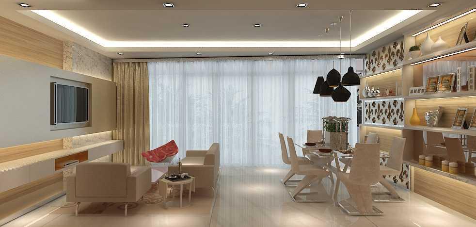 Imelda The Windsor Apartment Jakarta, Indonesia  Living-Dining-Room-Windsor1-1-Edit  Living And Dining Area 32482