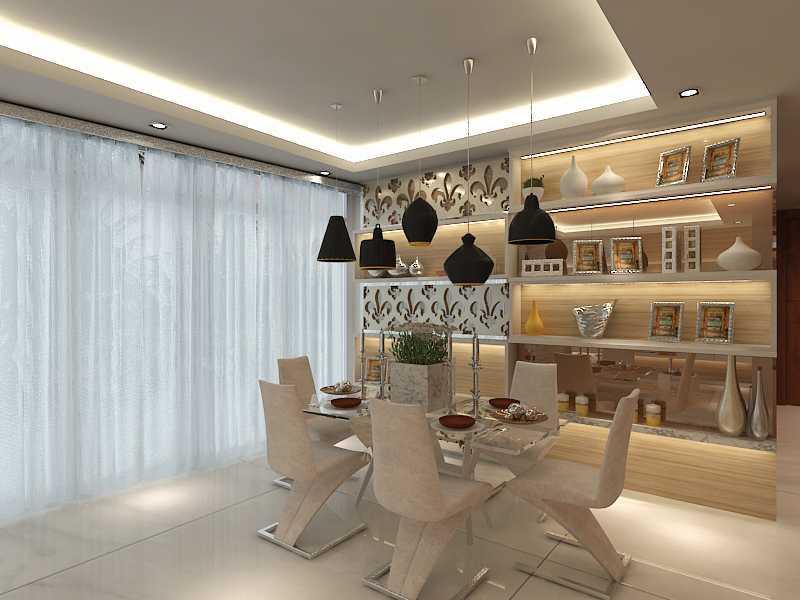 Imelda The Windsor Apartment Jakarta, Indonesia  Living-Dining-Room-Windsor1-2-Edit  Dining Area 32484