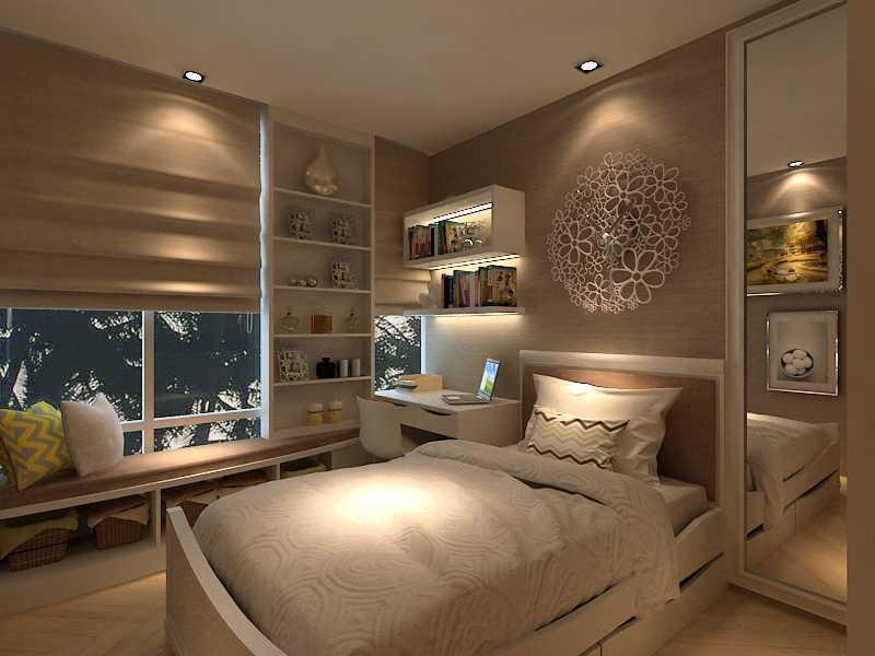 Imelda The Windsor Apartment Jakarta, Indonesia  Winda-Bedroom-Windsor-1-1-Edit  Child Bedroom 32485