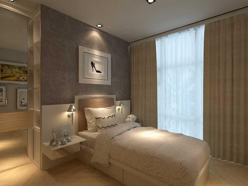 Imelda The Windsor Apartment Jakarta, Indonesia  Guest-Bedroom-Windsor-1-1-Edit  Guest Bedroom 32486