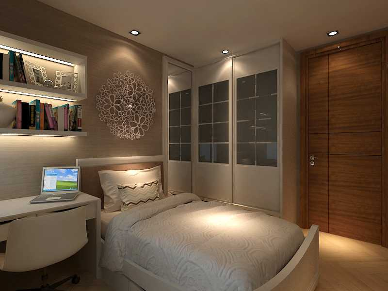 Imelda The Windsor Apartment Jakarta, Indonesia  Winda-Bedroom-Windsor-1-2-Edit  Child Bedroom 32487