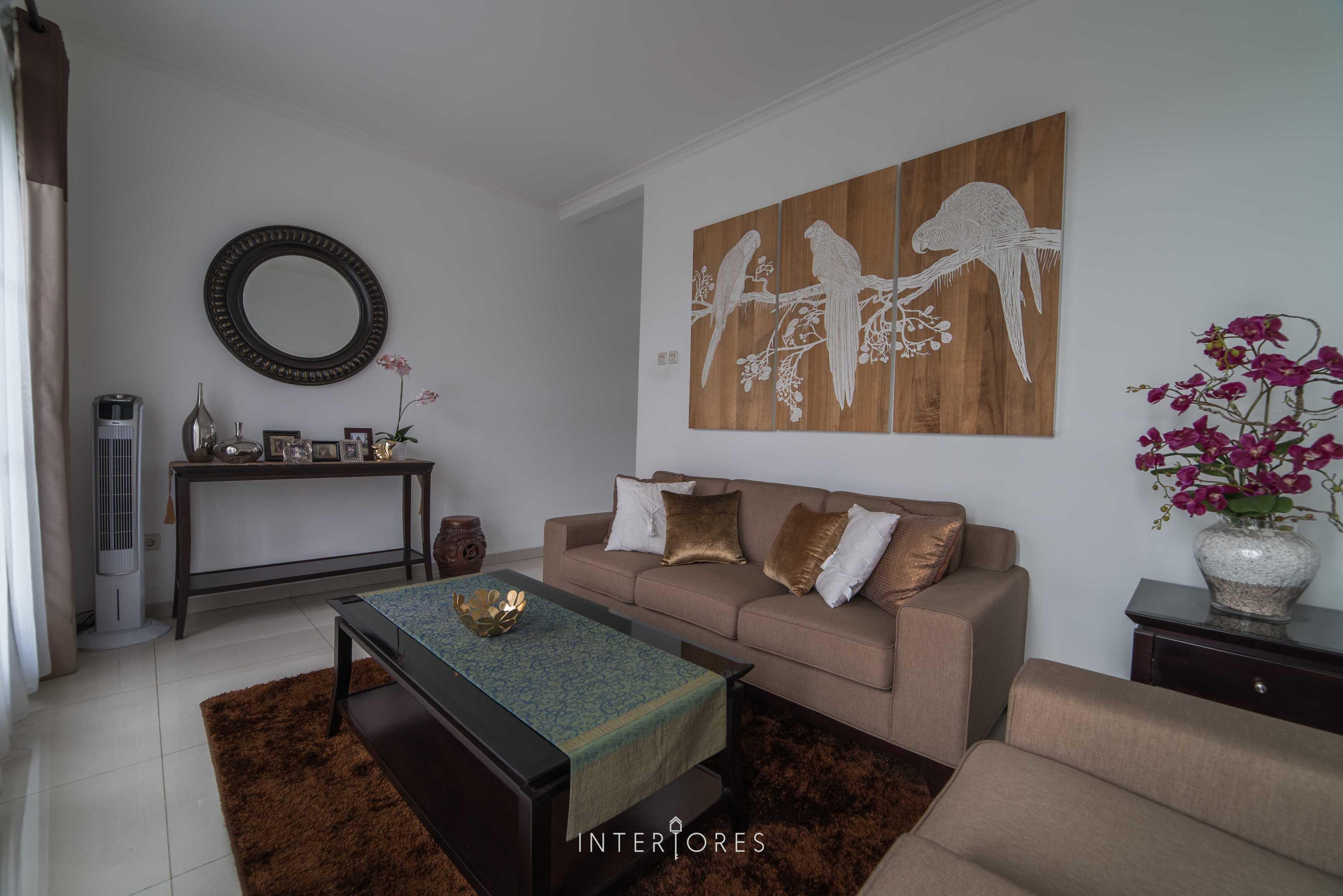 Interiores Interior Consultant & Build Greta 90 Bintaro Bintaro Guest Room Kontemporer  17666