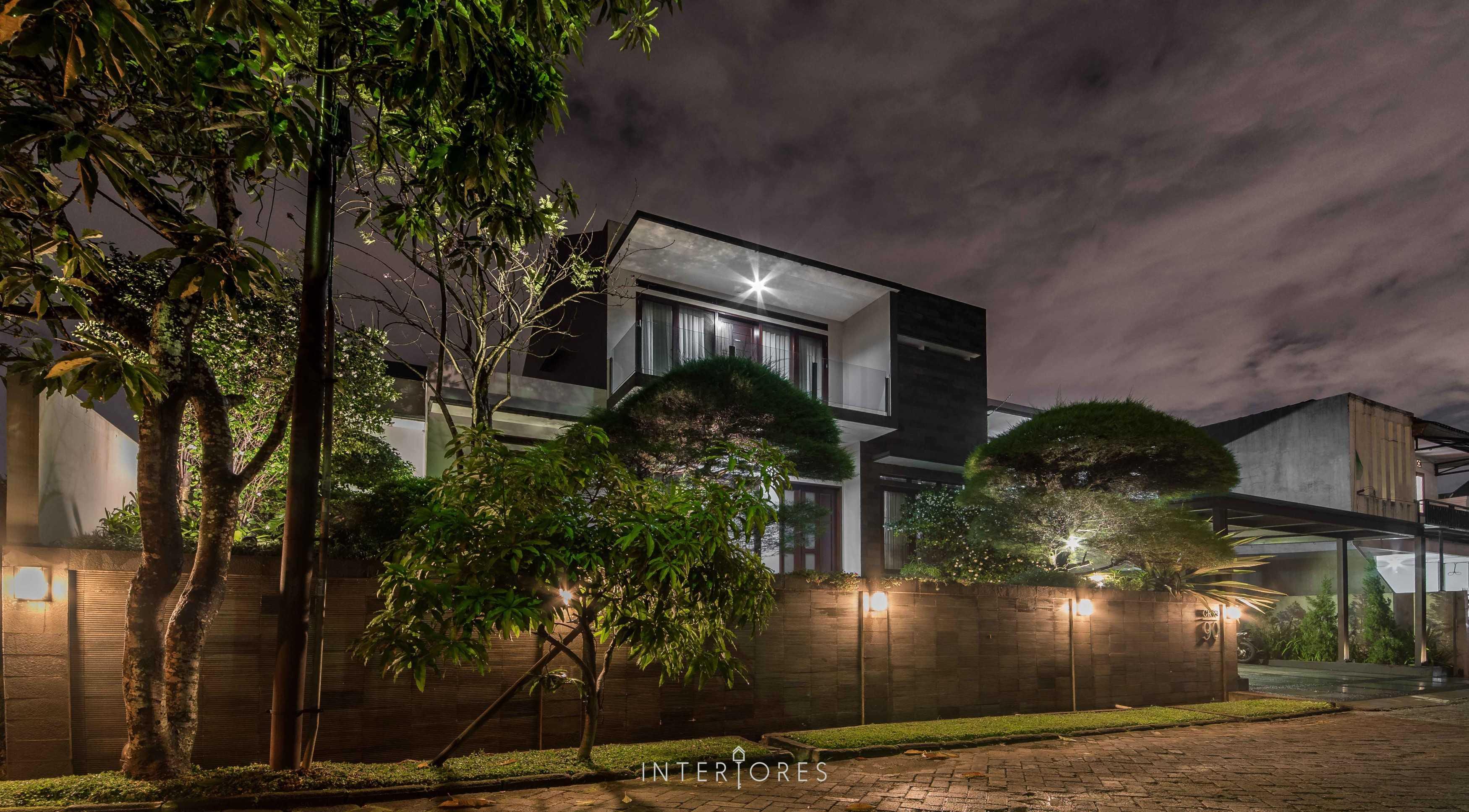 Interiores Interior Consultant & Build Greta 90 Bintaro Bintaro Front View Kontemporer  17671