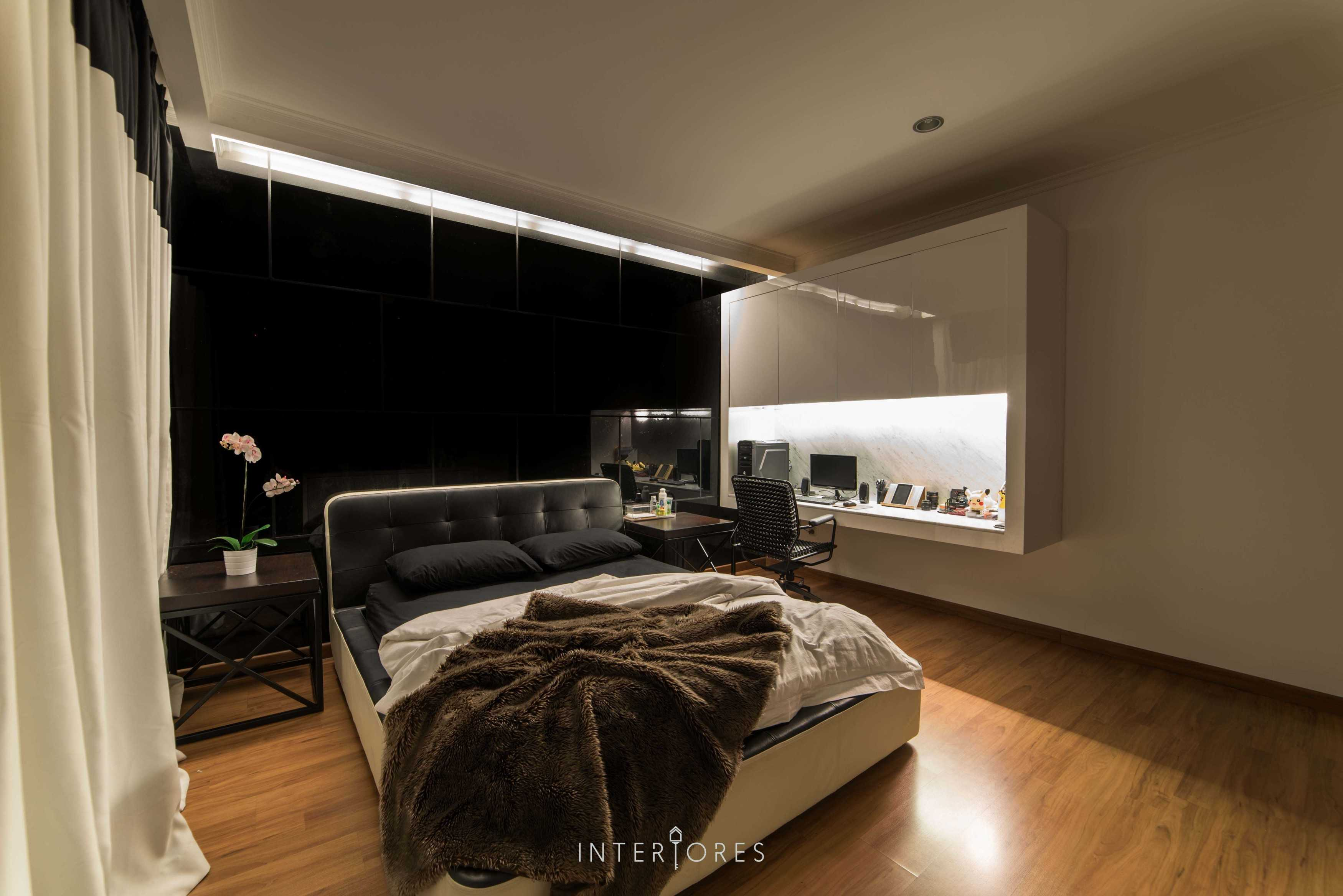 Interiores Interior Consultant & Build Greta 90 Bintaro Bintaro Bedroom Kontemporer  17672
