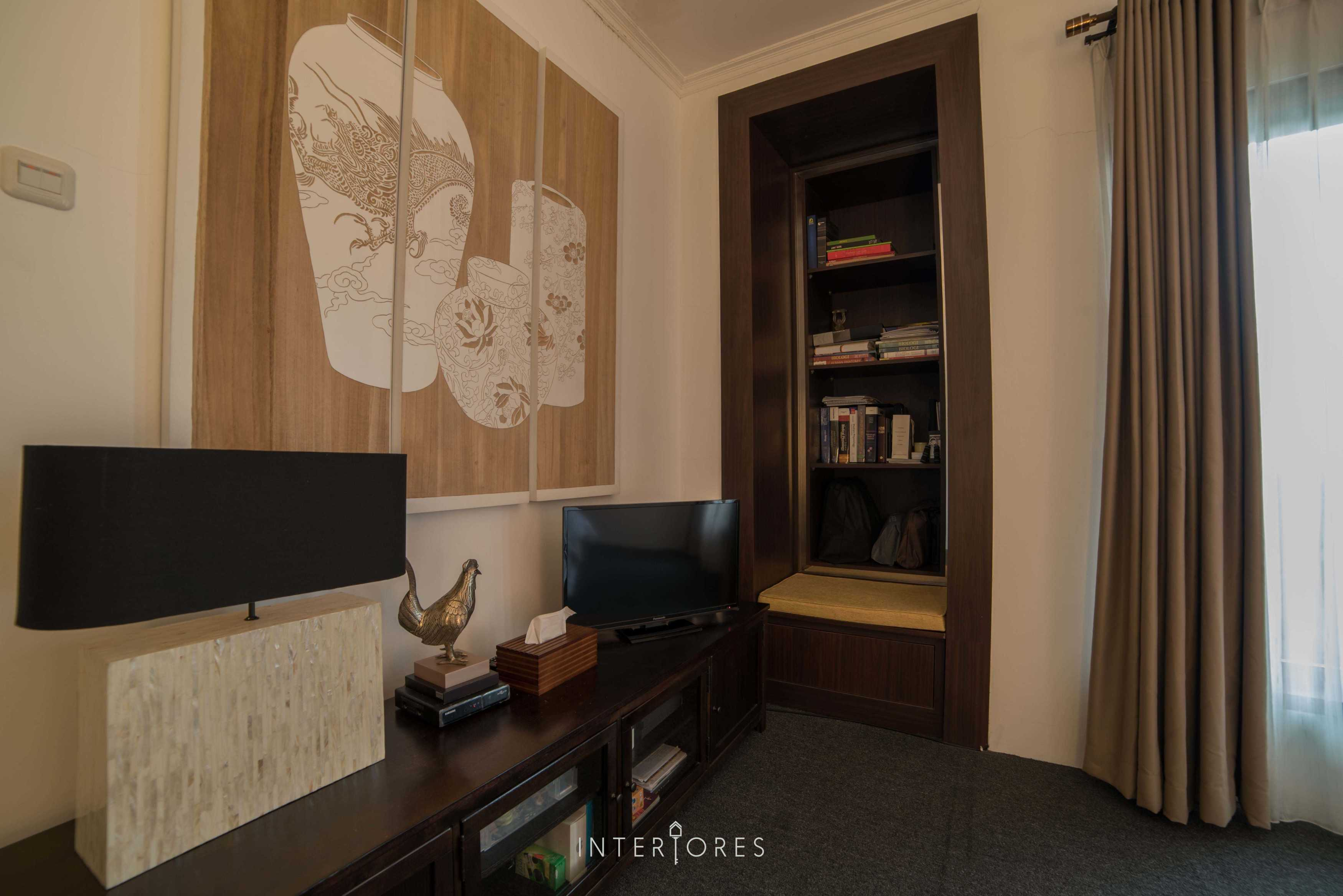Interiores Interior Consultant & Build Greta 90 Bintaro Bintaro Tv And Rack Kontemporer  17680