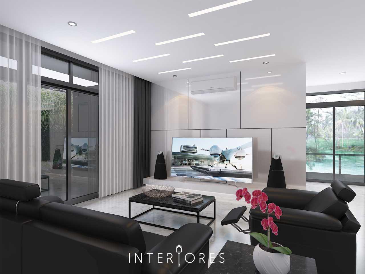 Interiores Interior Consultant & Build Sutera Onyx Alam Sutera Alam Sutera Ruang-Tv Modern  17716