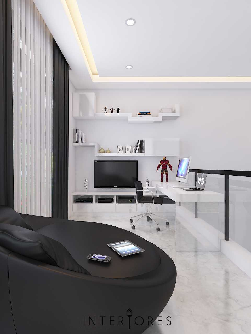 Interiores Interior Consultant & Build Sutera Onyx Alam Sutera Alam Sutera Ruang-Game Modern  17720