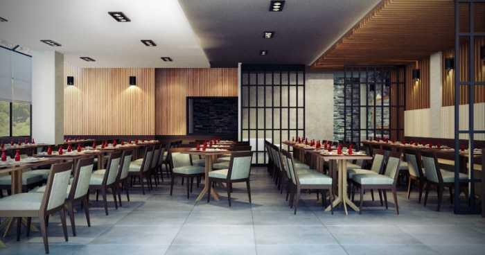 Rendrahandy Hong He Restaurant Pantai Indah Kapuk Pantai Indah Kapuk Dining Area Minimalis,asian,wood,modern  17843