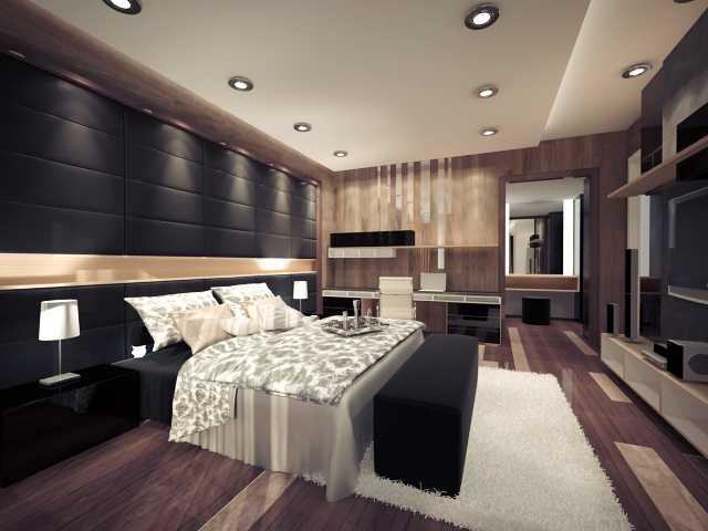 Rendrahandy Apartement Jakarta Jakarta Bedroom Minimalis,modern  17921