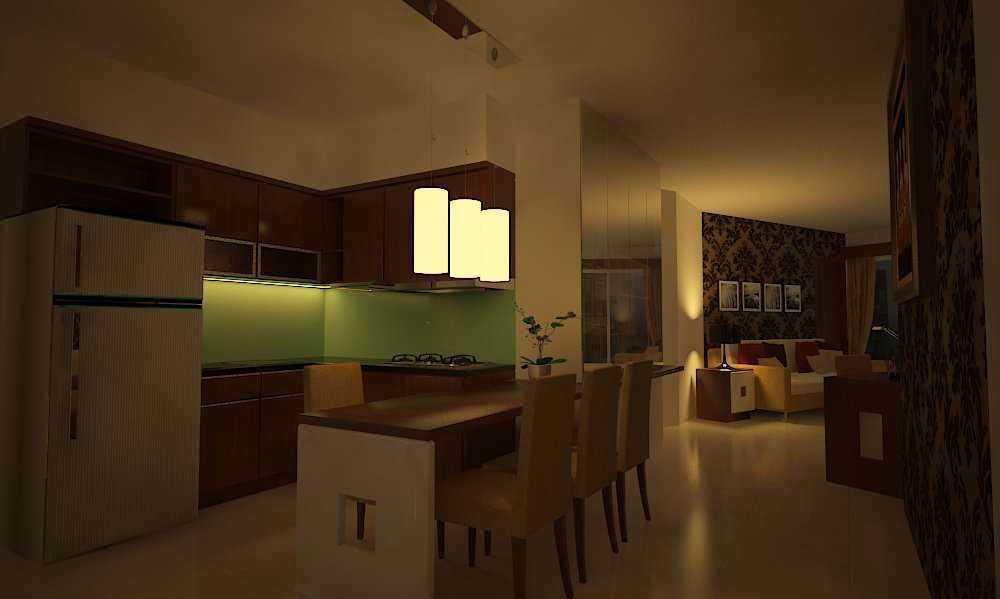 Letare Sitompul Apartment Interior Design - 01 Jakarta Jakarta Dining Room   18033