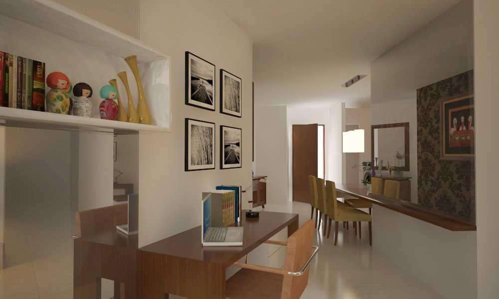 Letare Sitompul Apartment Interior Design - 01 Jakarta Jakarta V2-20K   26026