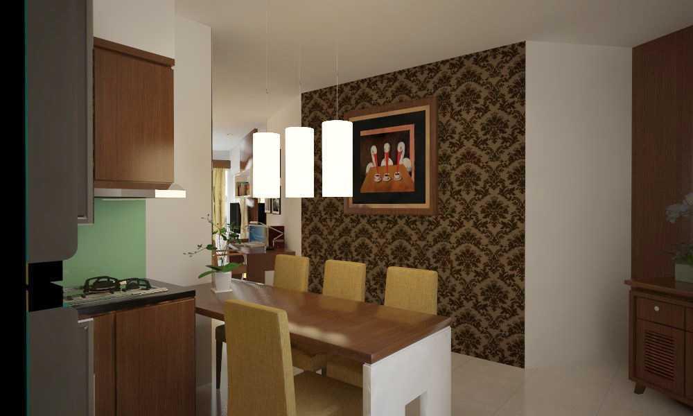 Letare Sitompul Apartment Interior Design - 01 Jakarta Jakarta V3-20K   26027
