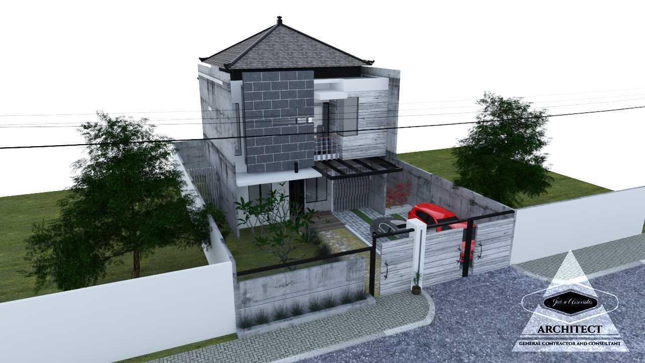 Jevi N Associates Rumah Sragi Pemalang Pemalang Bird Eye View Modern  24197