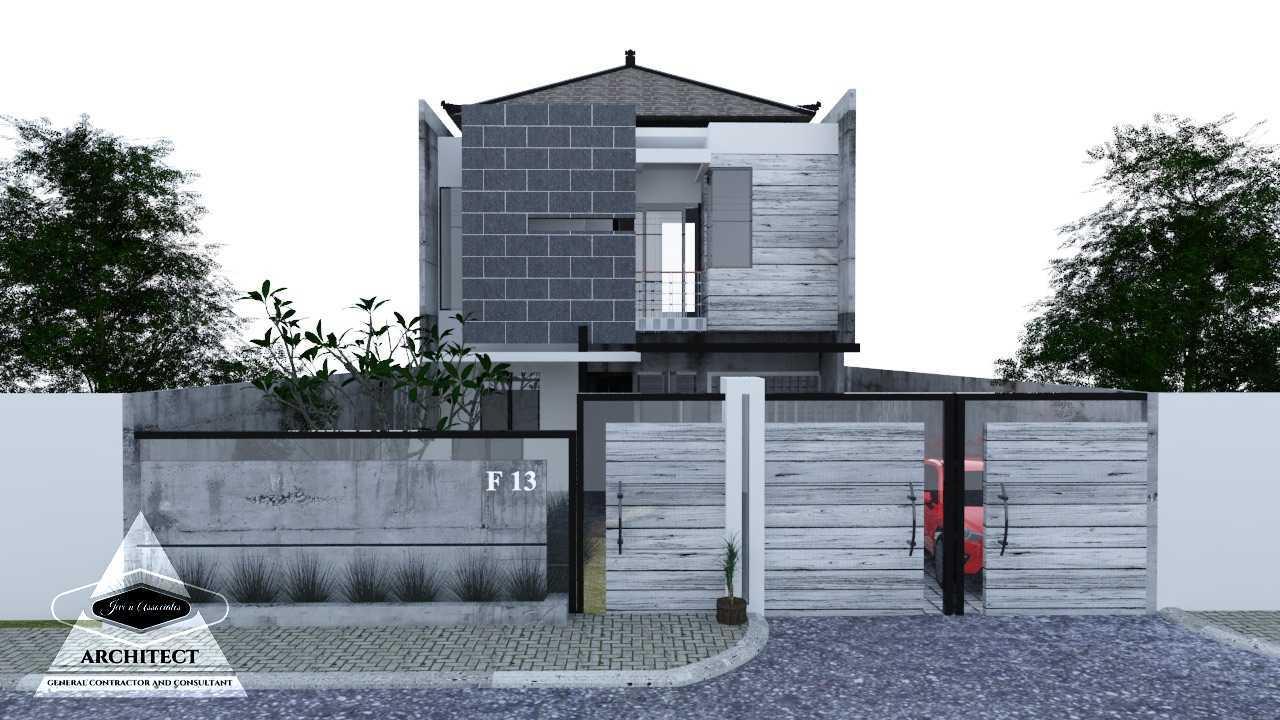 Jevi N Associates Rumah Sragi Pemalang Pemalang Front View Modern  24200