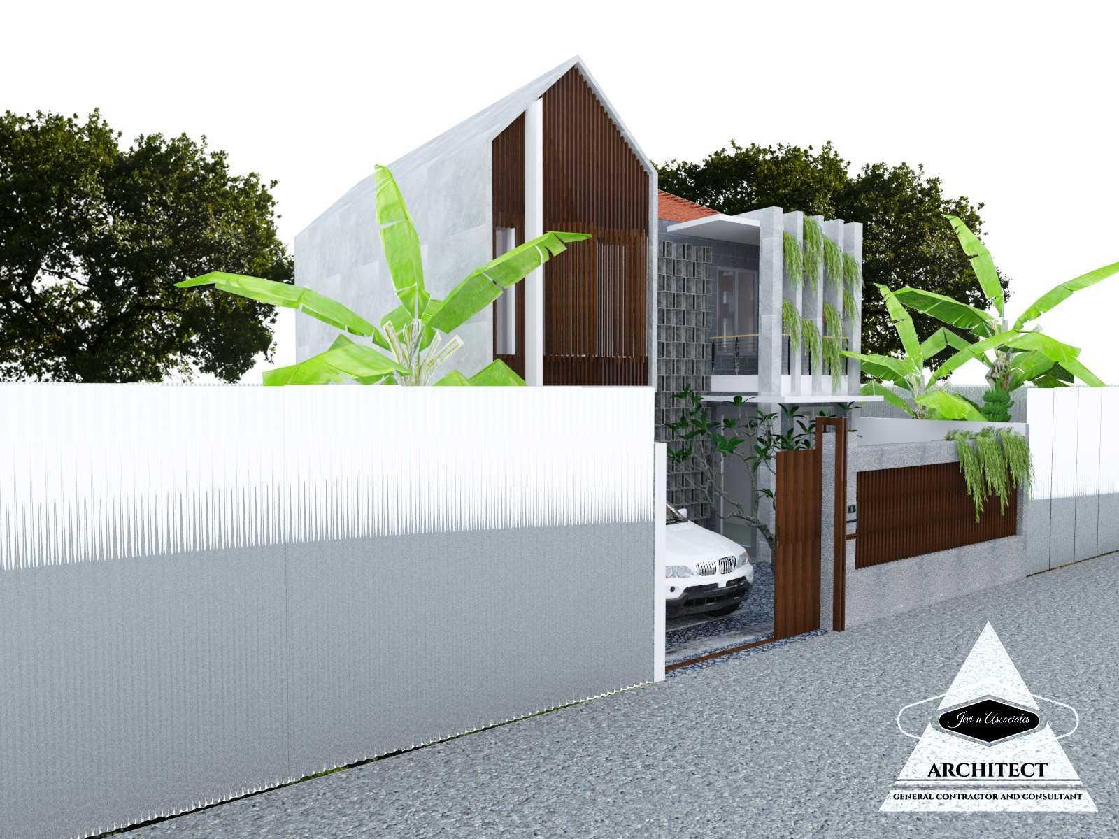 Jevi N Associates Viki House Cipondoh, Tangerang Cipondoh, Tangerang Side View   24203