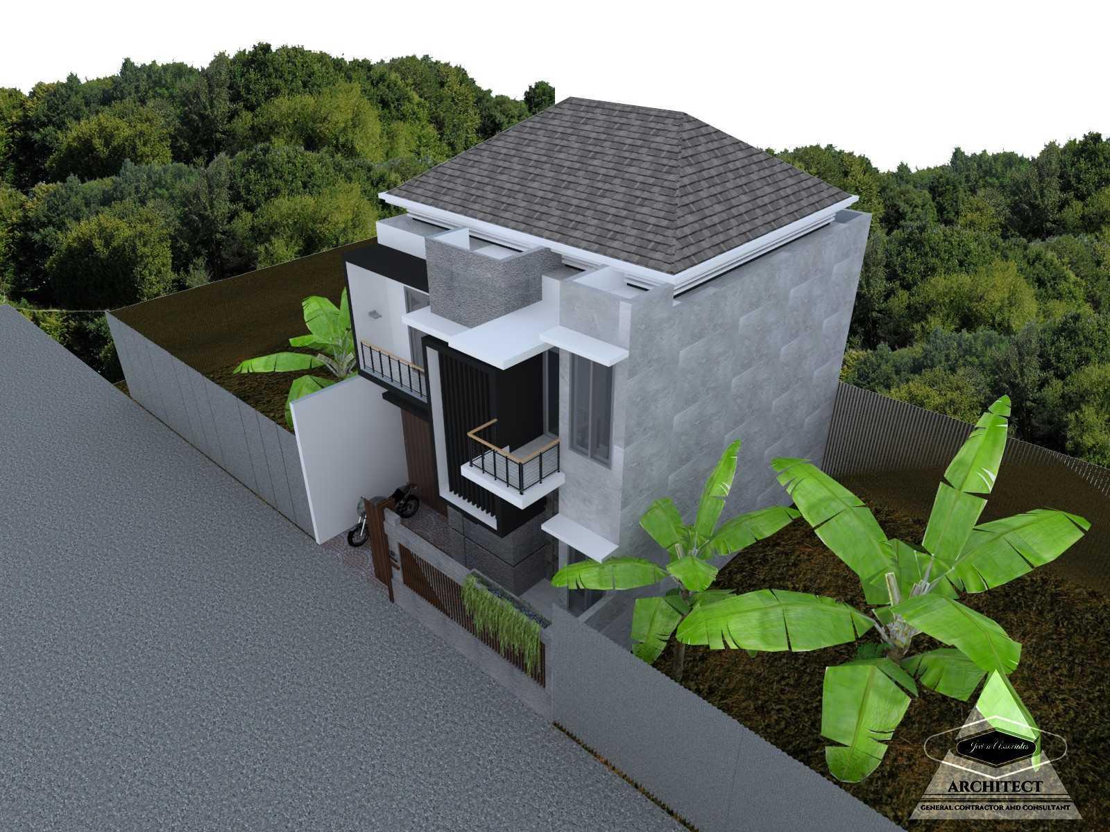 Jevi N Associates Rumah Viki 2 Cipondoh, Tangerang Cipondoh, Tangerang Bird Eye View   24224