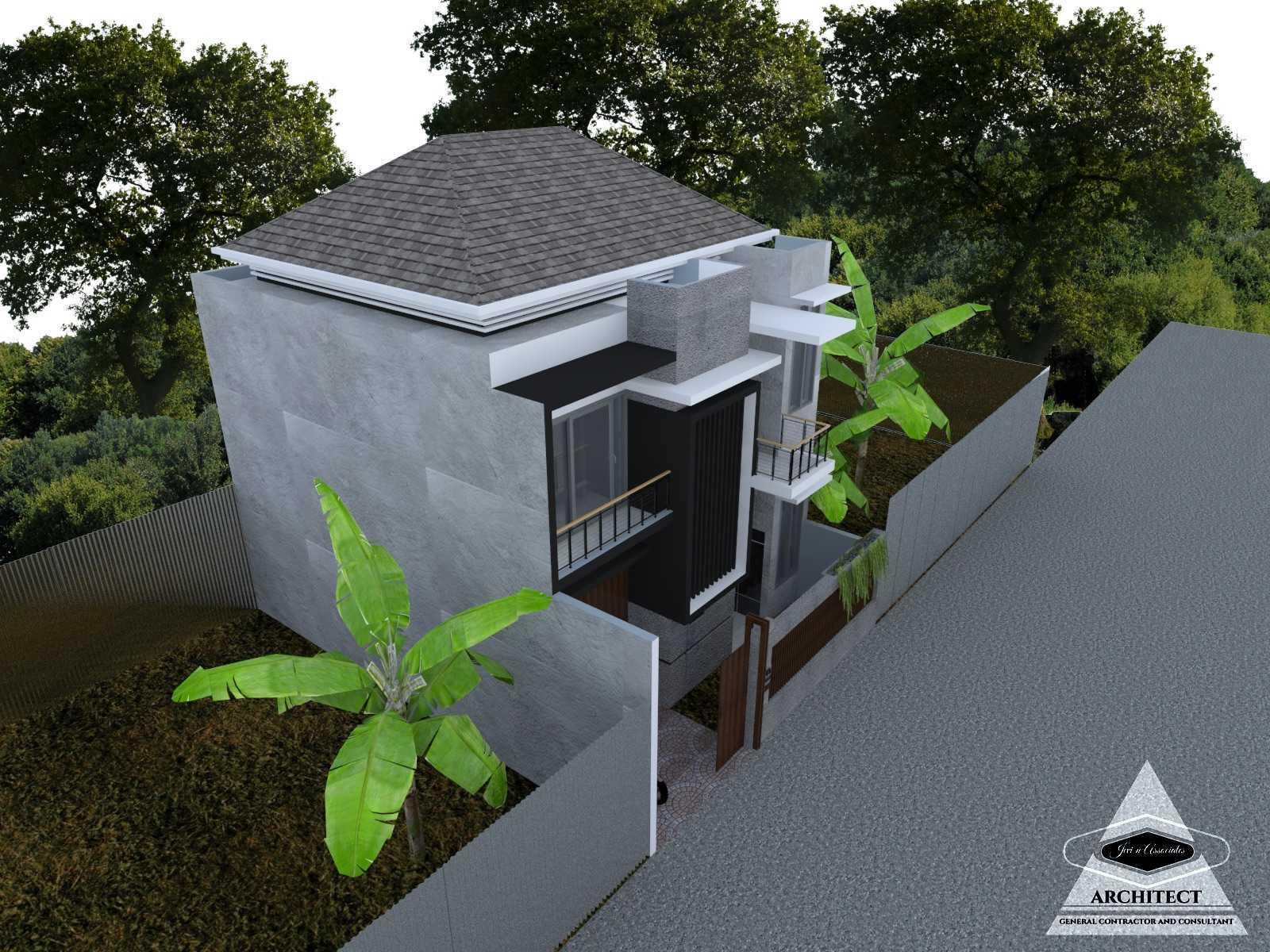 Jevi N Associates Rumah Viki 2 Cipondoh, Tangerang Cipondoh, Tangerang Bird Eye View   24225